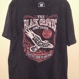 The Black Crowes Homegrown Rock and Roll Graphic L